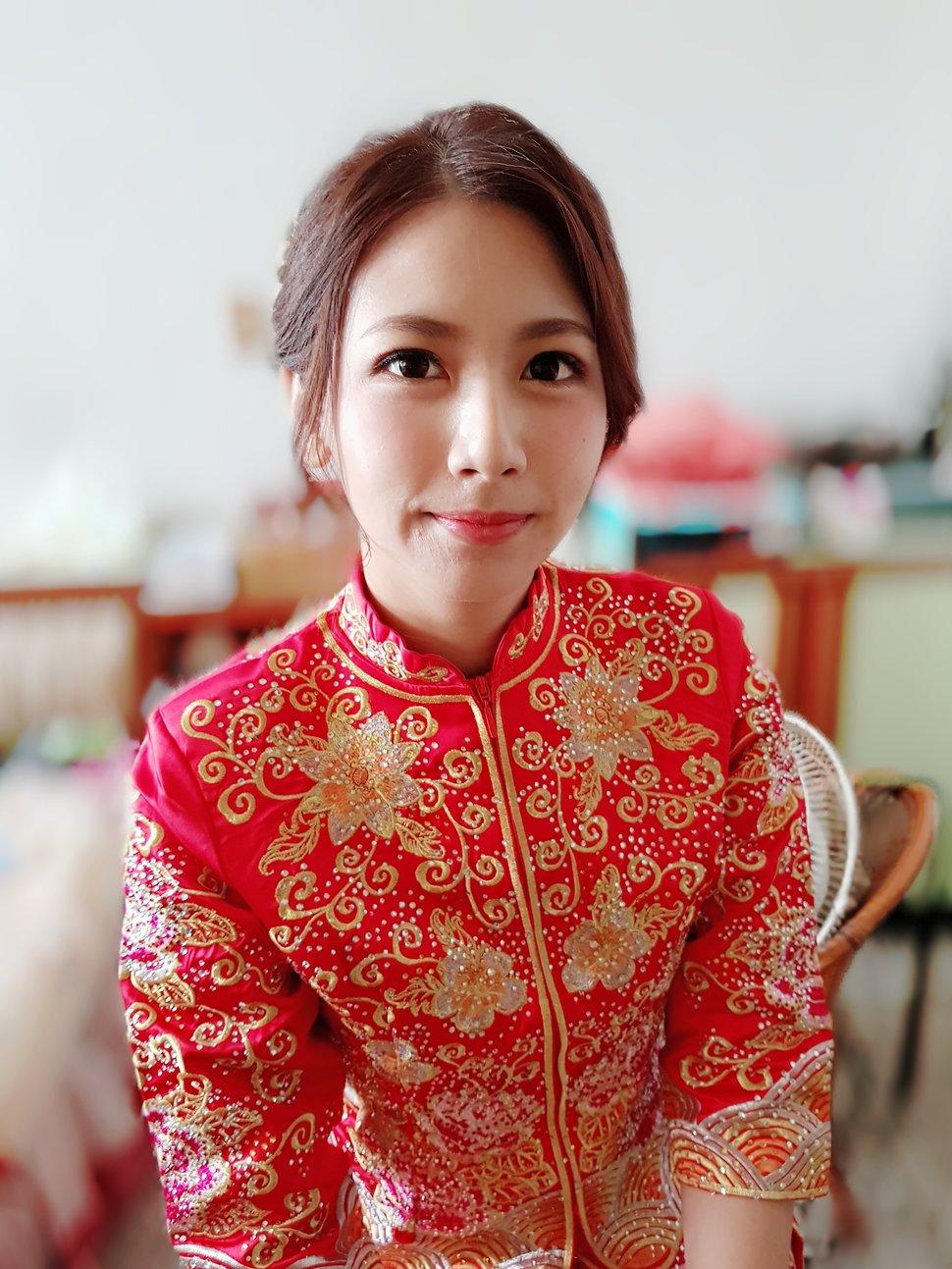 serin新娘秘書中式龍鳳褂造型2 - Serin Style曦式玩美造型《結婚吧》