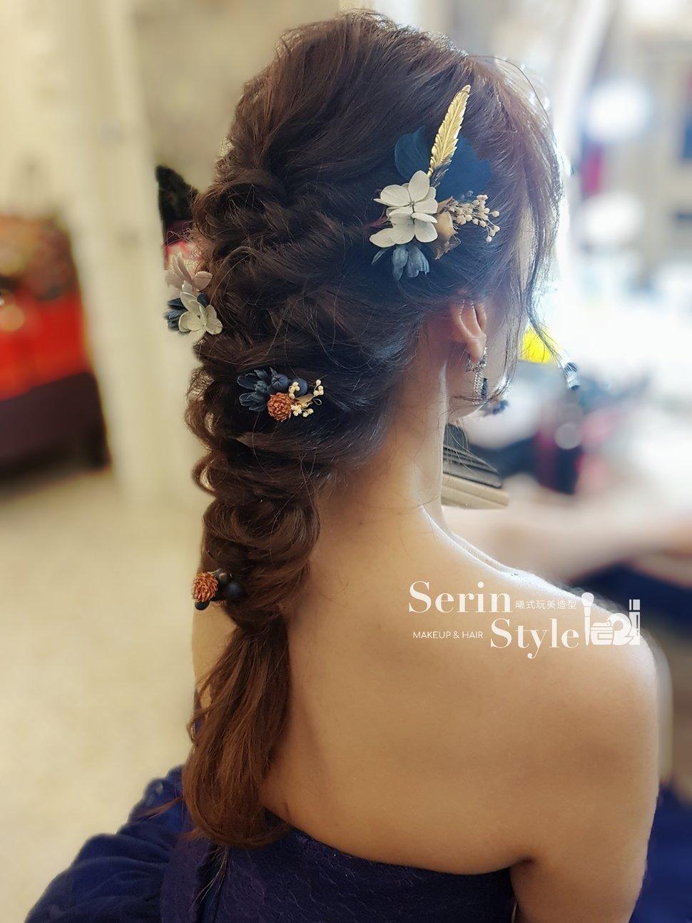 新莊典華新娘秘書Serin - Serin Style曦式玩美造型《結婚吧》