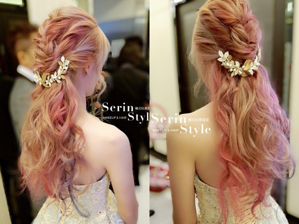台北新娘秘書Serin - Serin Style曦式玩美造型《結婚吧》