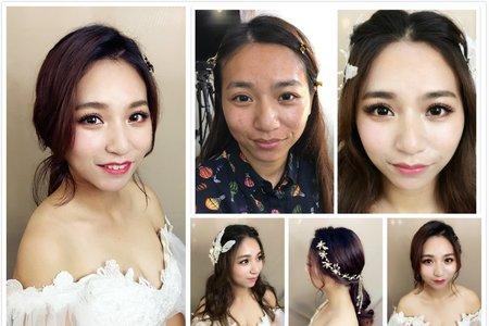 Serin曦曦/日系大眼新娘造型X單眼皮專用