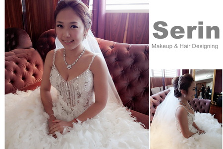 Serinstyle/訂結婚造型/1401111