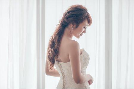 Albee自主婚紗