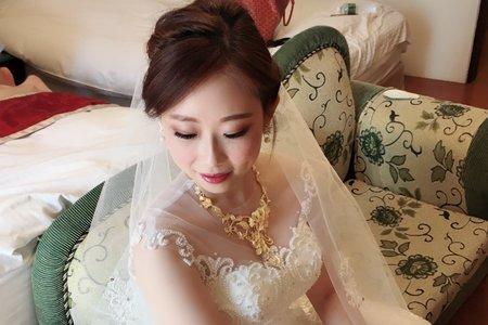 銘穗結婚白紗造型