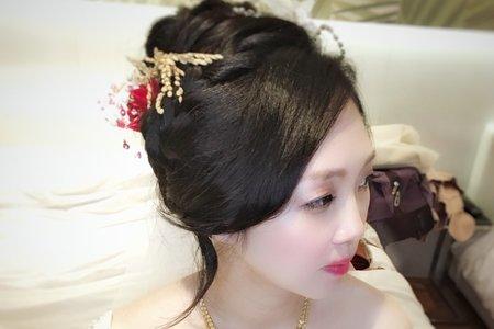 淑凌結婚造型