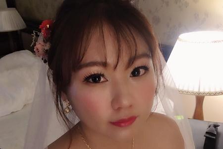 媛媛結婚造型