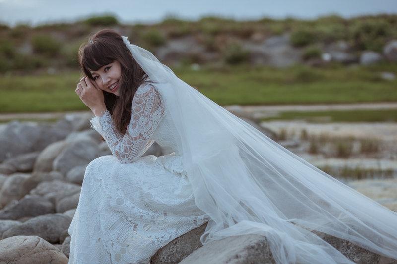 自主自助婚紗
