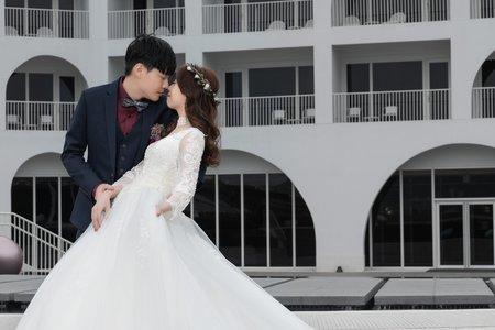 [婚禮攝影] 將捷金鬱金香酒店婚攝
