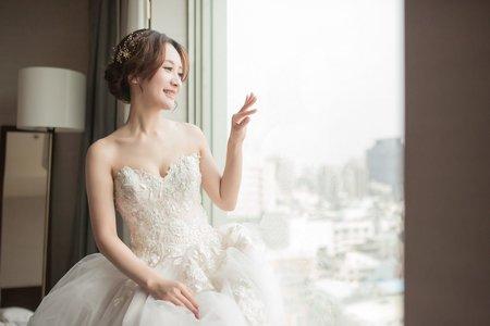 [婚禮攝影]桃園翰品酒店