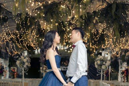 [婚禮攝影]青青食尚花園會館婚攝