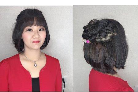 親友妝髮服務🤗