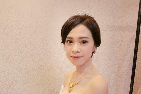 韓風新娘造型