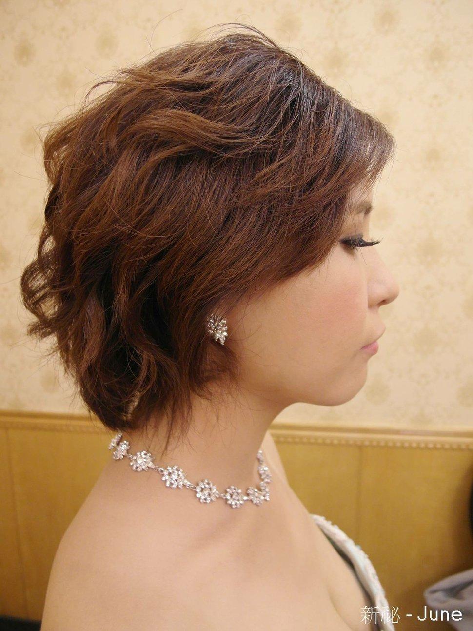 Wedding-小月(編號:521852) - 小均 新娘秘書/婚禮造型 - 結婚吧