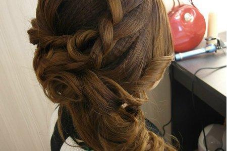 新娘妝髮造型