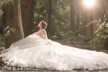 空氣感系列 - 白紗