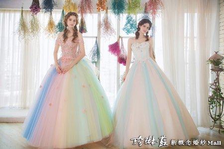 主題禮服:夢幻糖果系列