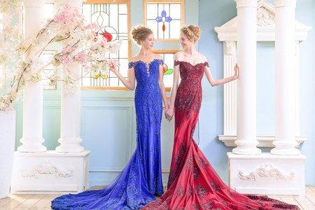 主題禮服:花漾公主系列