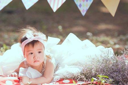 甜甜寶寶照