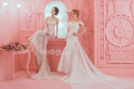 優雅時尚白紗系列