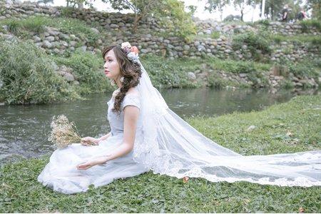 混血女孩 ❤ 柔美仙女