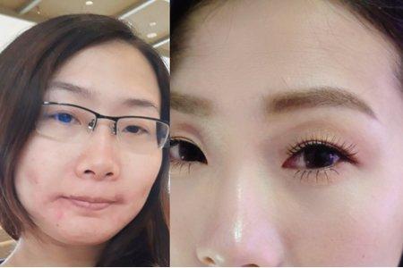調整眼型 ❤ 造型