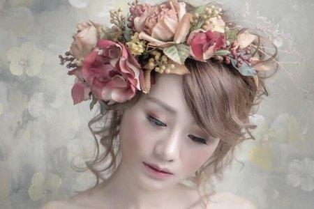花草仙仙風新娘