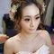 主題婚紗=白雪公主 以白雪公主為主題 利用乾燥花+鬆鬆的髮型和粉色系的妝感 打造出浪漫唯美的感覺(編號:514039)