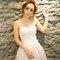主題婚紗=白雪公主 以白雪公主為主題 利用乾燥花+鬆鬆的髮型和粉色系的妝感 打造出浪漫唯美的感覺(編號:514043)