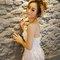 主題婚紗=白雪公主 以白雪公主為主題 利用乾燥花+鬆鬆的髮型和粉色系的妝感 打造出浪漫唯美的感覺(編號:514046)