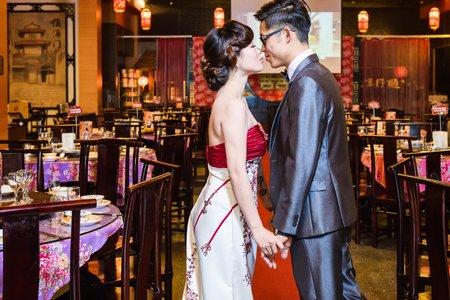 『婚禮紀錄』台南府城食府