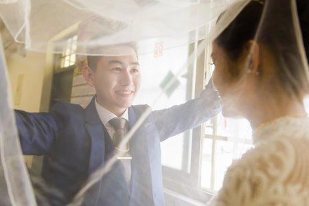 『婚禮紀錄』迎娶儀式