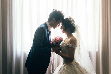 『婚禮紀錄』高雄華園大飯店
