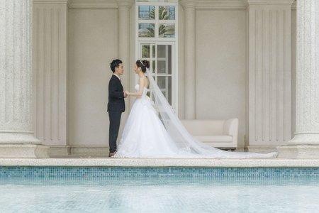 『婚禮紀錄』義大皇家花園廣場