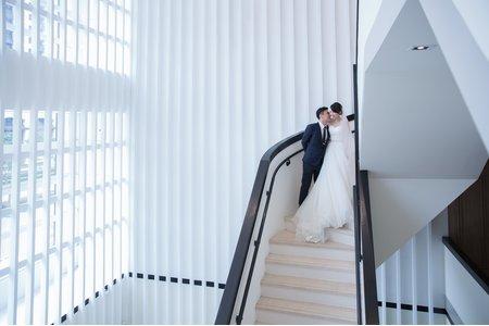 W&F 婚禮記錄 @竹北晶宴