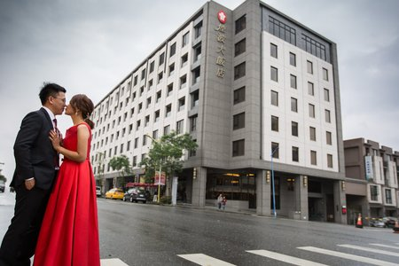 F&C婚禮記錄@花蓮煙波飯店
