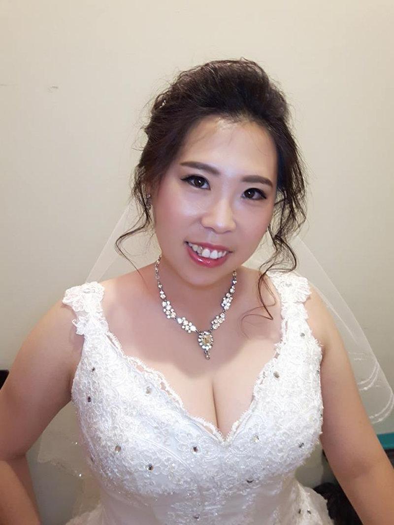 結婚2~4套造型作品