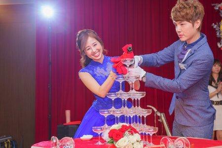 婚禮紀錄 台南婚攝 結婚午宴