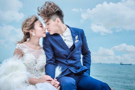 高雄婚紗攝影💛高雄婚紗-四月神話自助婚紗