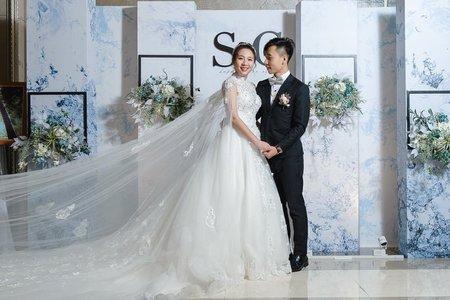 「婚禮記錄」Stan & Christine