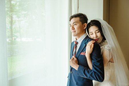 [婚禮記錄]Alvin & Jamie 君悅酒店