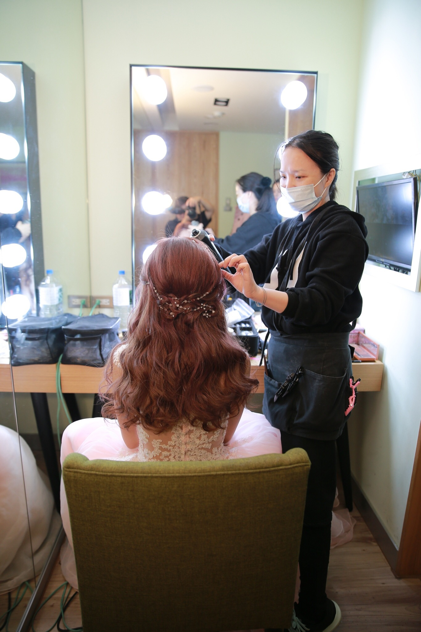Joye makeup新娘專業造型