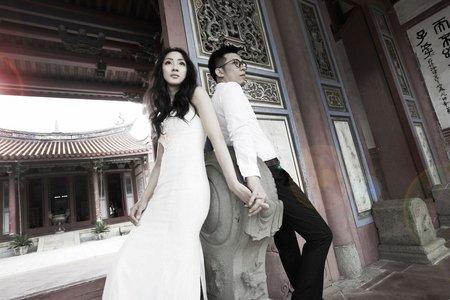 自助婚紗攝影造型師