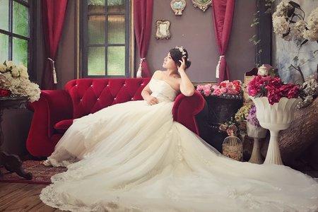 Anny&ㄚ泰 婚紗造型