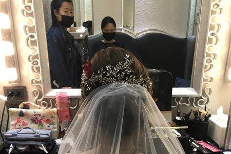 瓈云wedding台中新秘