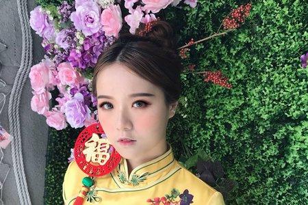 旗袍寫真、中國風