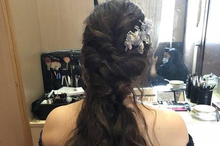 瓈郁wedding(乾燥花、甜美)