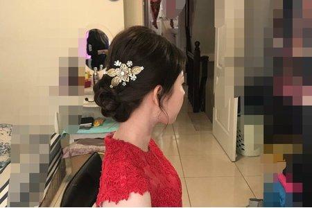 俐瑄wedding(台中新秘)