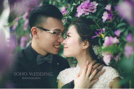 婚紗攝影-婚紗包套 蘇活婚禮