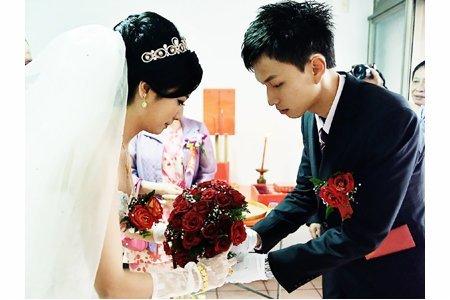 幸福季節婚禮攝影作品3