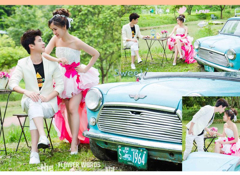 自主婚紗-含相本方案作品