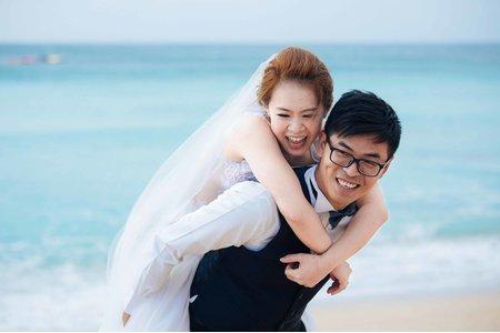 Hui & 士維 婚紗 at 墾丁